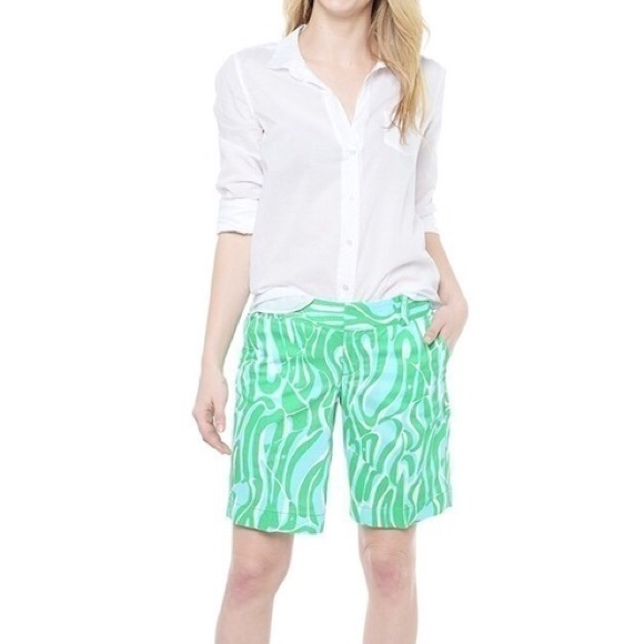 Lilly Pulitzer Pants - Lilly Pulitzer The Chipper Shorts